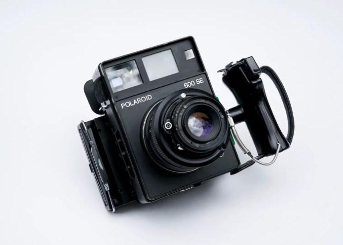 The Polaroid 600SE aka The Goose