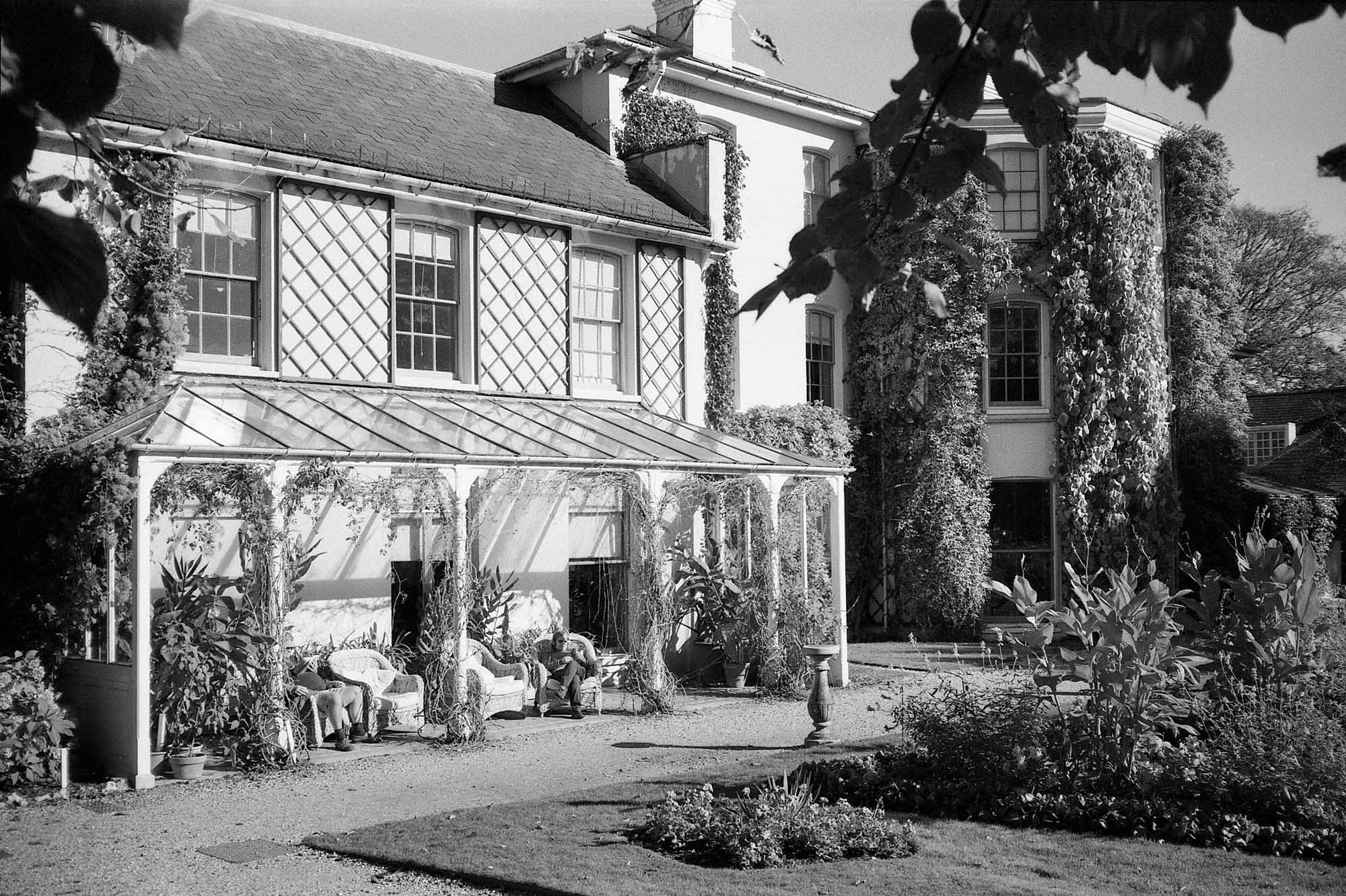 Contax T2 - Charles Darwin's House
