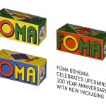 Cover: Foma Bohemia celebrates upcoming 100 year anniversary with new packaging