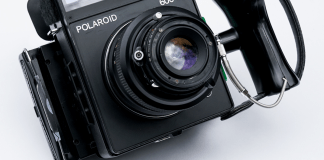 Cover: The GOOSE - Reviewing the Polaroid 600SE
