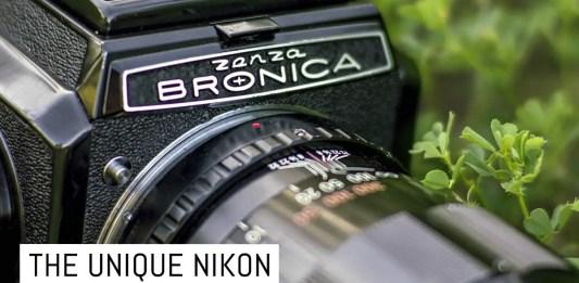 The Unique Nikon Nikkor-Q 25CM f/4 for Bronica S2/S2A - by David Hancock