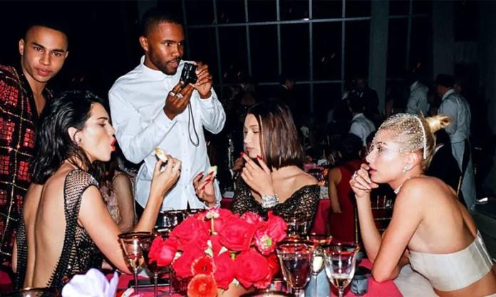 Frank Ocean Met Gala Vogue photo