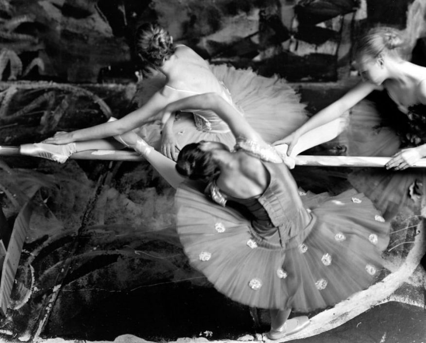 Ballet before