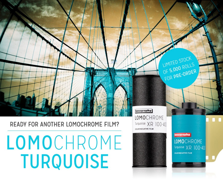LomoChrome Turquoise Announcement 20 Oct 2014