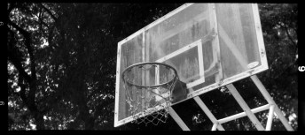 Matt Jones - Basketball hoop (half frame mask)