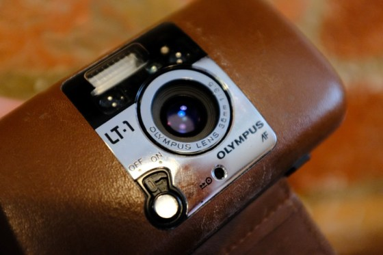 Matt is shooting a Olympus LT-1 and Kodak Gold 200