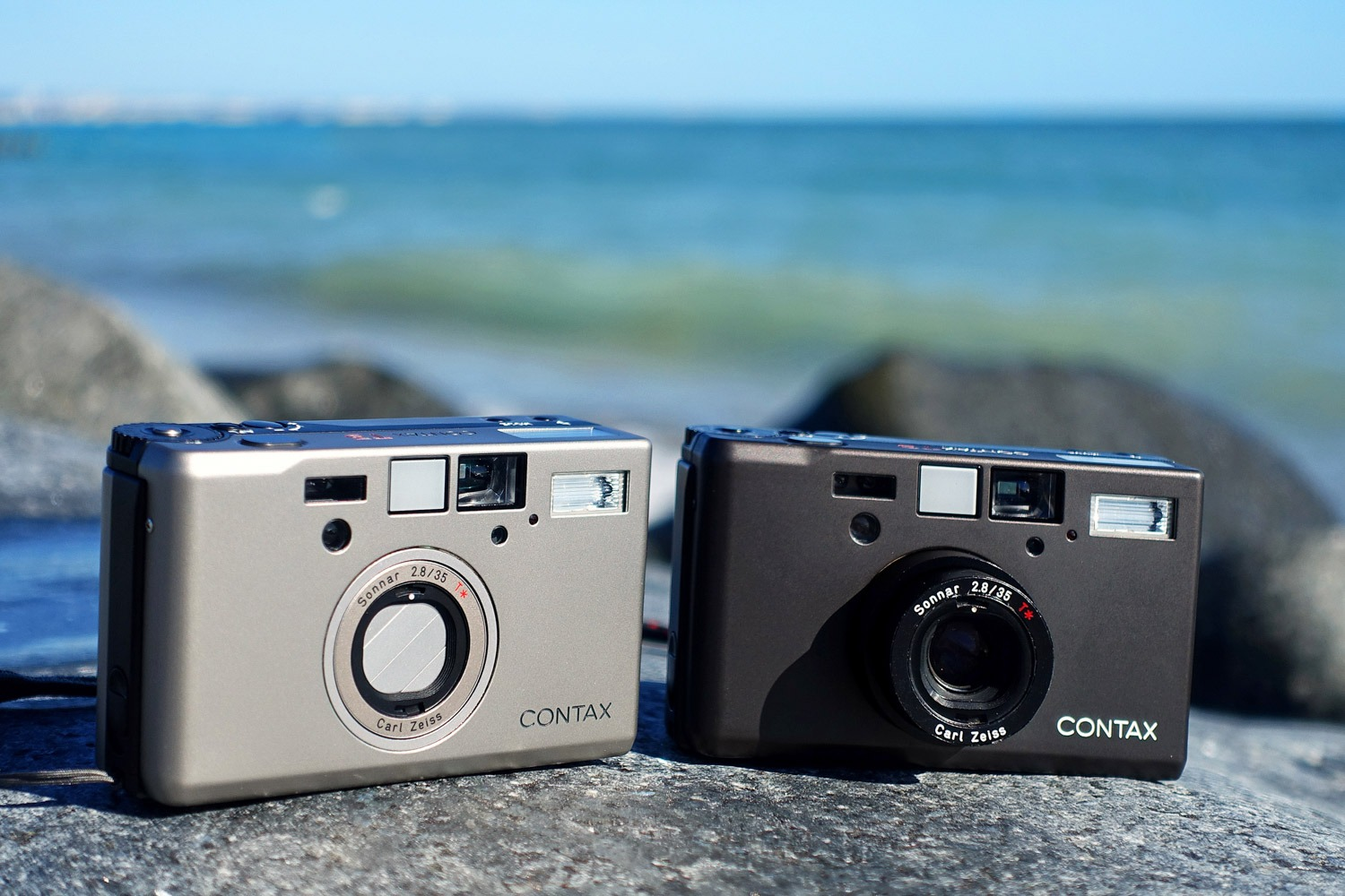 Compact camera mega test: The Contax T3, a super-rich hipster's dream