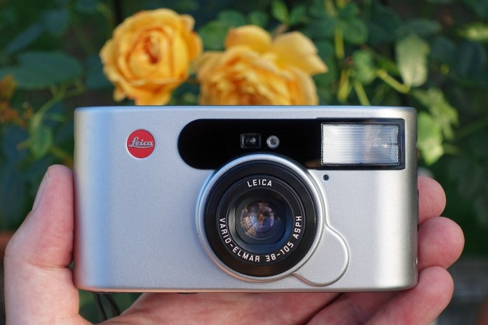 The Leica C1