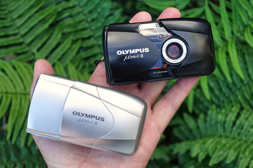 The Olympus MJU II / Olympus Stylus Epic