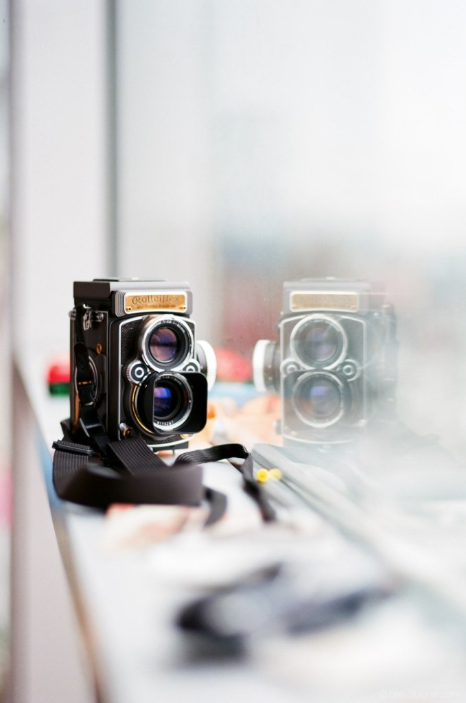 The Rolleiflex 2.8GX Expression 75 Years Edition - Pentax MZ-S, Pentax SMC FA 77mm f/1.8 Limited, Kodak Ektar 100