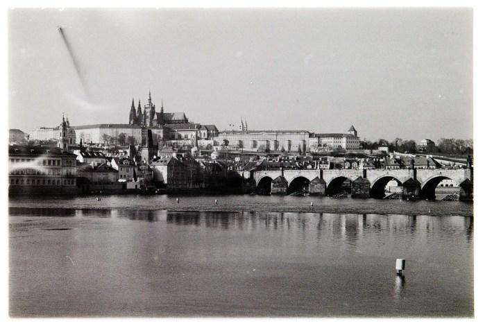 ILFORD HP5 PLUS, Prague