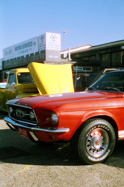5 Frames With... CineStill 50D (EI 50 / 35mm / Nikon F2) - by James Harris