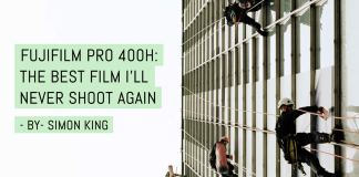 Fujifilm Pro 400H, the best film I'll never shoot again - by Simon King