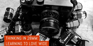 Thinking in 28mm: Learning to love wide