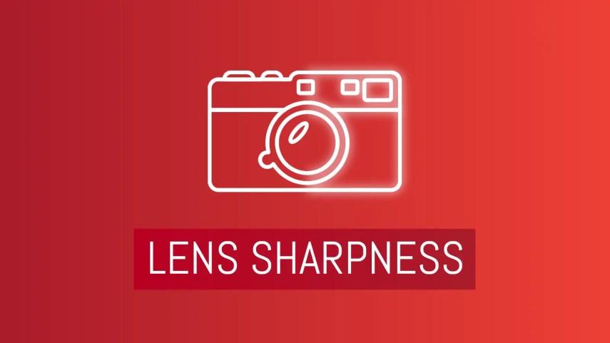Mega test - Lens sharpness