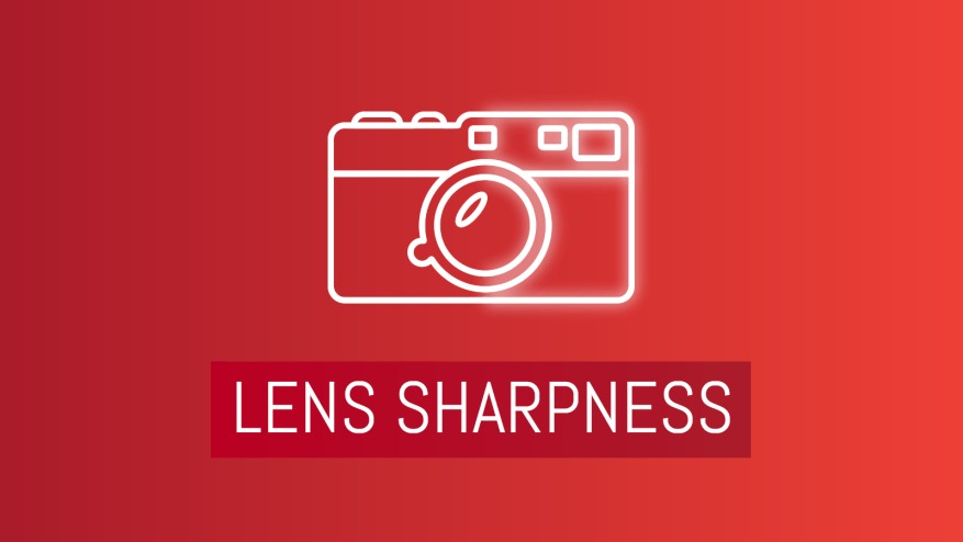 Mega test - Lens sharpness