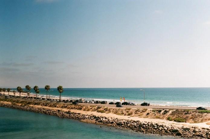 Fujicolor C200 - Beach (Metered)