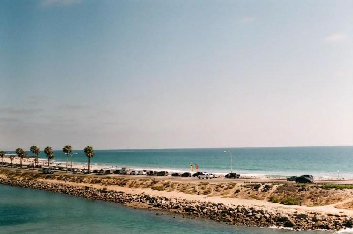 Fujicolor C200 - Beach (Over +1)