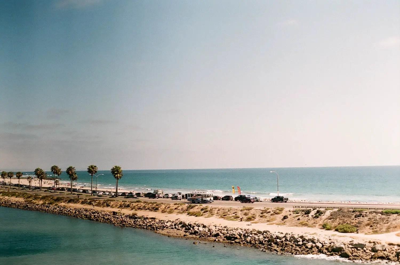 Fujicolor C200 - Beach (Over +2)