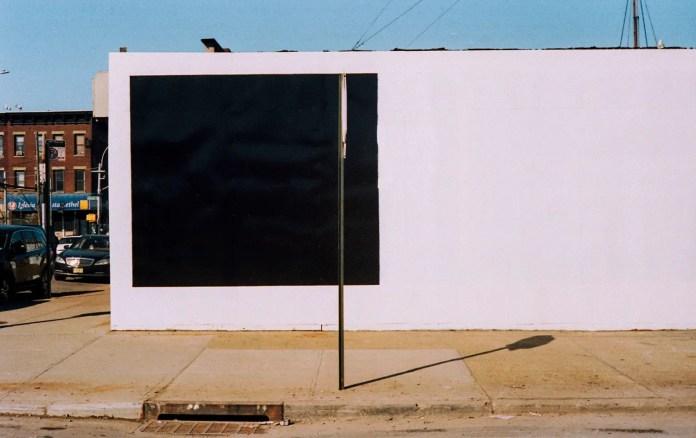Black box. Brooklyn, New York. Leica M3 Kodak, Portra 160