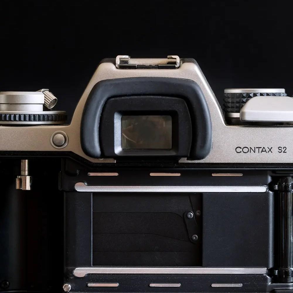 Contax S2 shutter