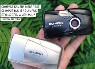 Compact camera mega test- Olympus MJU II / Olympus Stylus Epic, a meh MJU?
