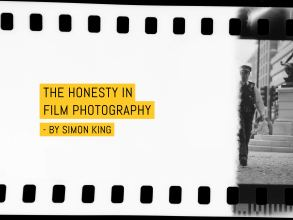 The honesty in film photography - by Simon King