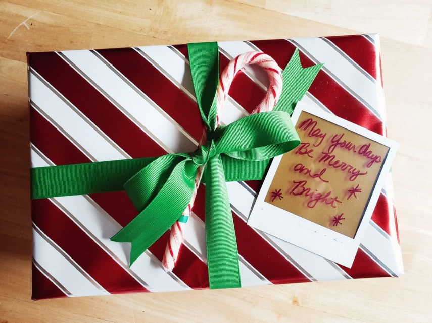 Leah J, Twitter's @SwoonTheMoon ready to send her gift for EMULSIVE Santa 2018