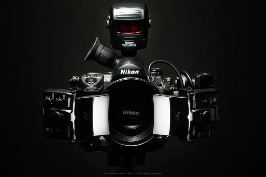 Nikon F6 - JBC