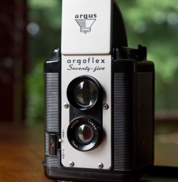 Argus Argoflex Seventy-Five - Gregory W Brown