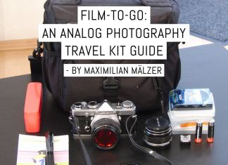 Film-to-go: an analog photography travel kit guide - by Maximilian Mälzer