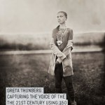 Greta Thunberg: capturing the voice of the 21st century using 150-year-old wet plate photography