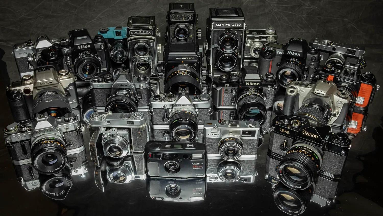 Favorite and sentimental cameras - 2019