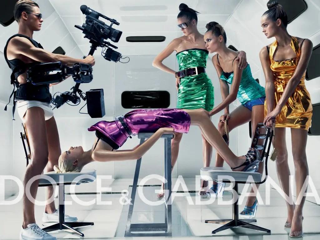 Steven Klein for Dolce & Gabbana SS 2007