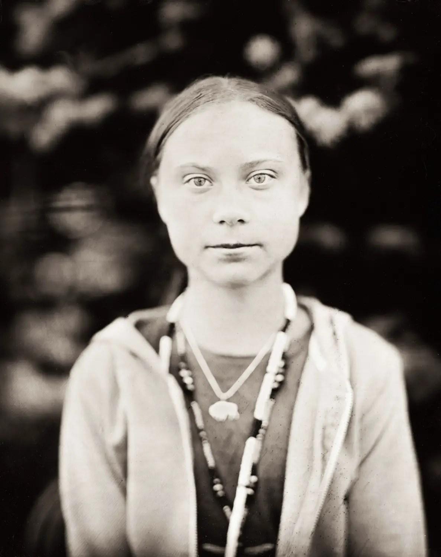 Greta Tintin Eleanora Ernman Thunberg
