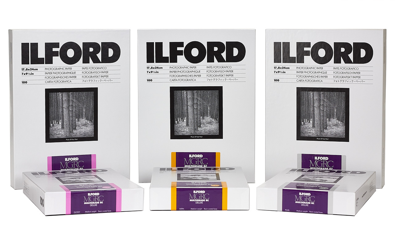 ILFORD MULTIGRADE RC DELUXE