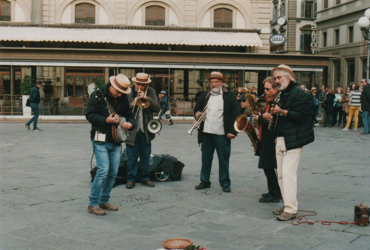 Musicians Florence