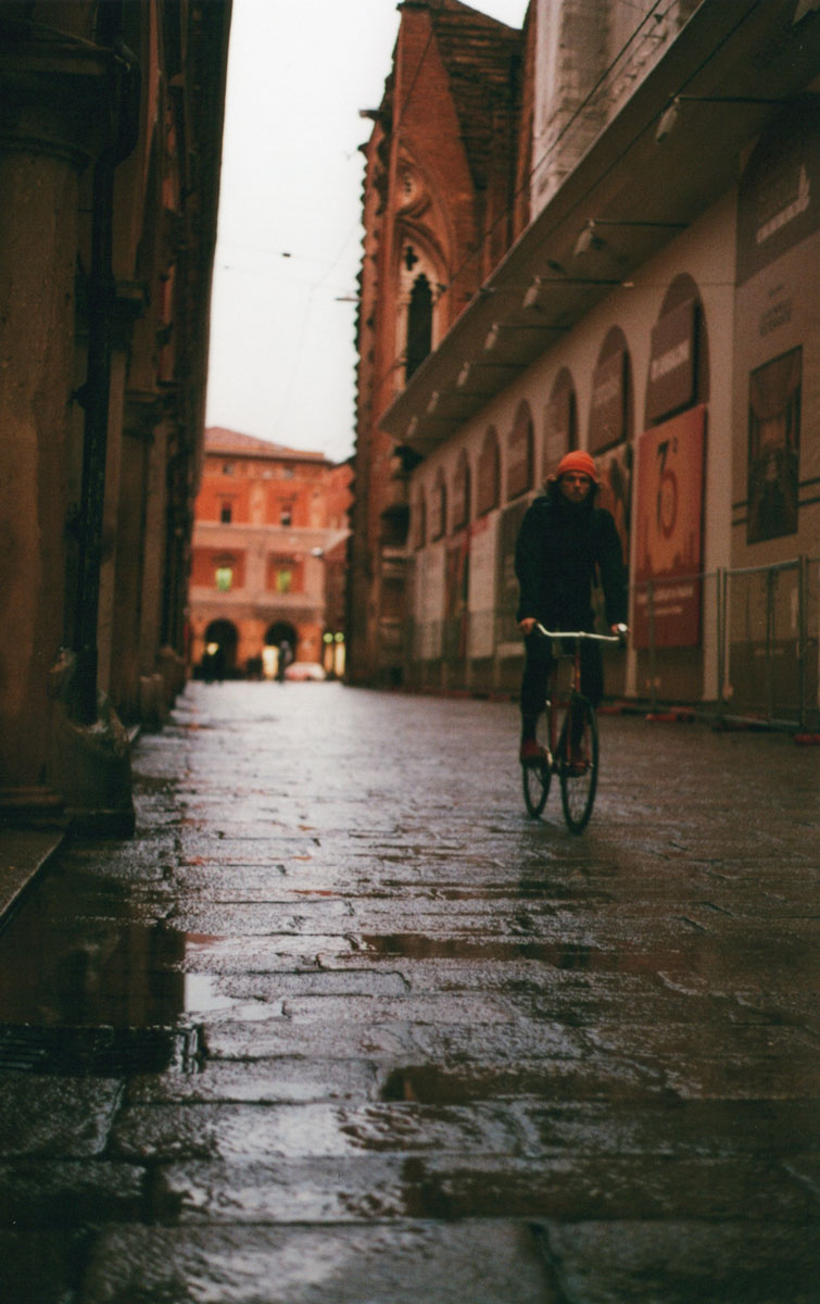 Another Bologna street