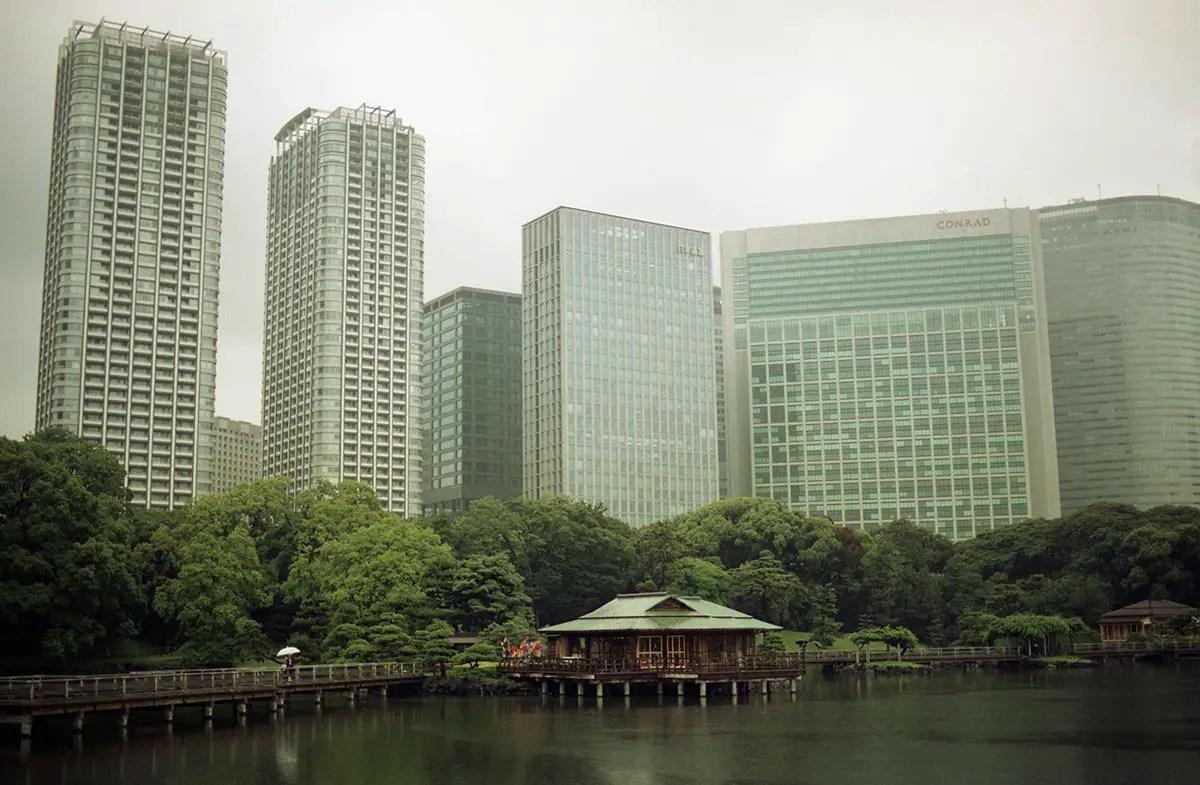Tokyo 2015 - Nikon FM3a, Kodak Portra 160, Voigtlander Ultron 40mm f2/