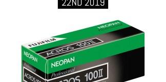Fujifilm NEOPAN 100 ACROS II