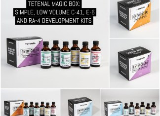 TETENAL Magic Box- Simple, low volume C-41, E-6 and RA-4 development kits