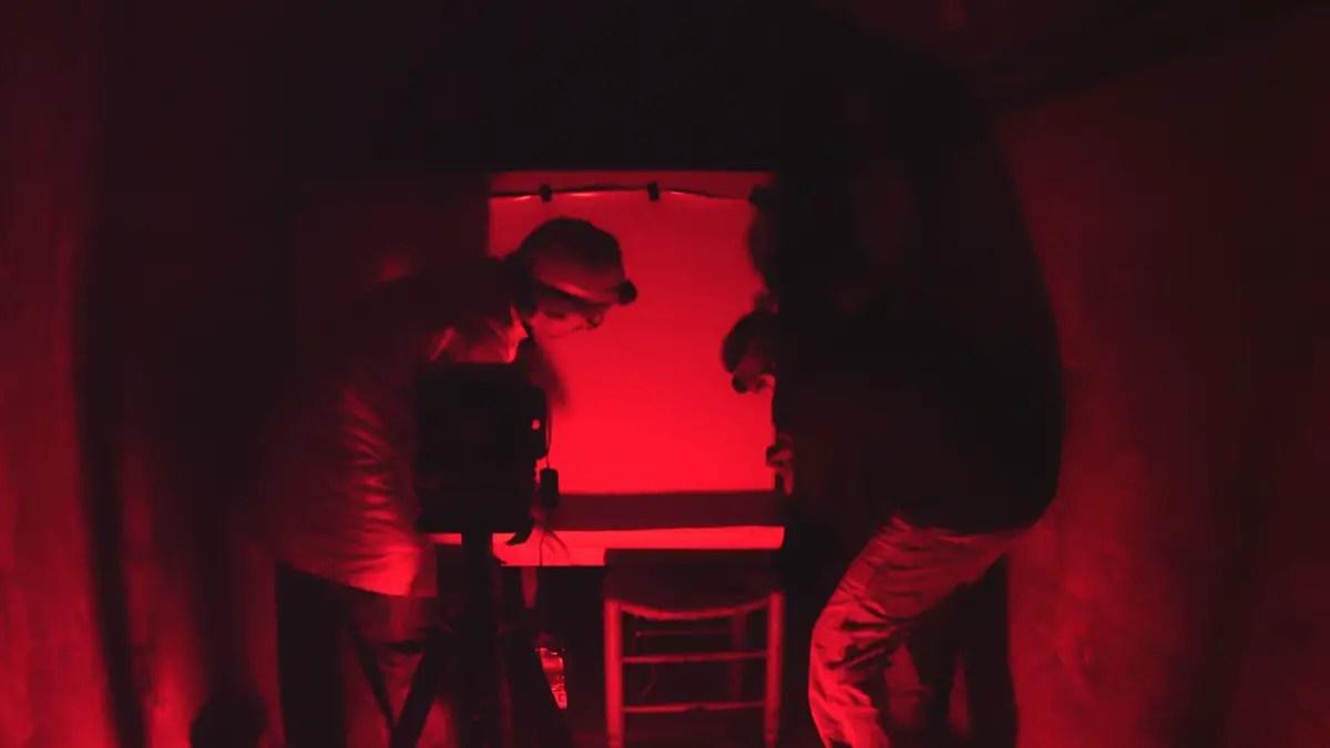 Inchindown - Under the safelight
