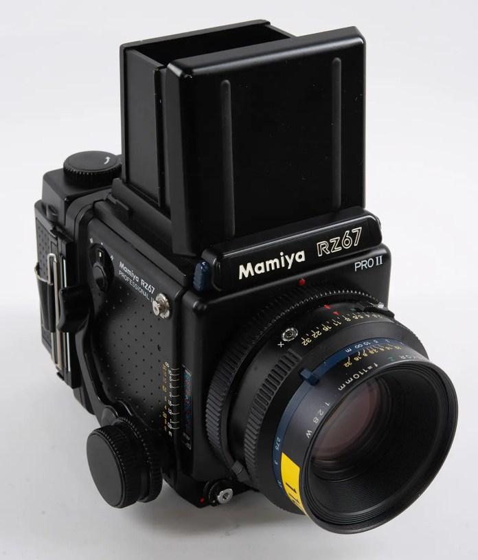 Mamiya RZ67 Professional II