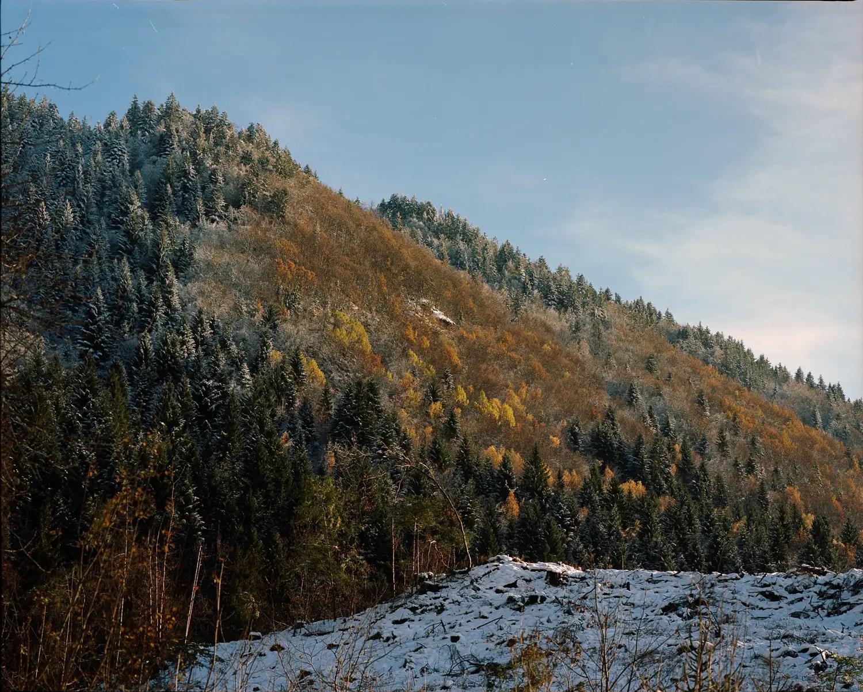 Vallée des Huiles above where I live (Savoie)