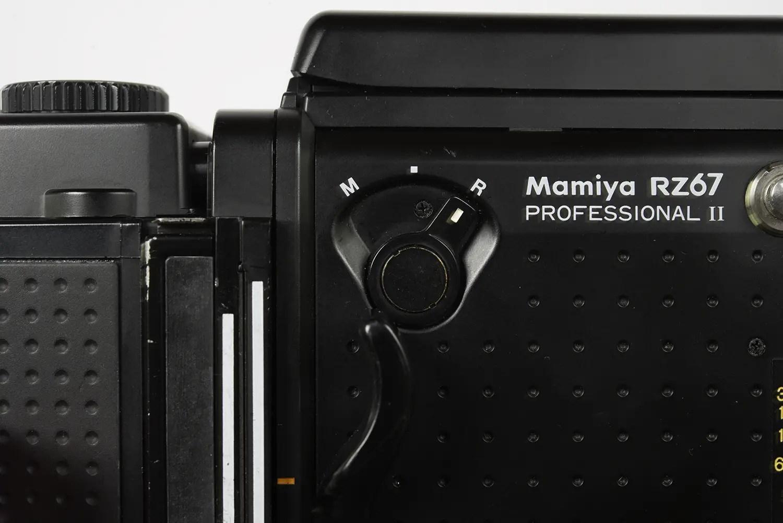 Mamiya RZ67 R-M Lever