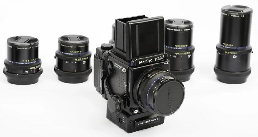 Mamiya RZ67 Professional II System