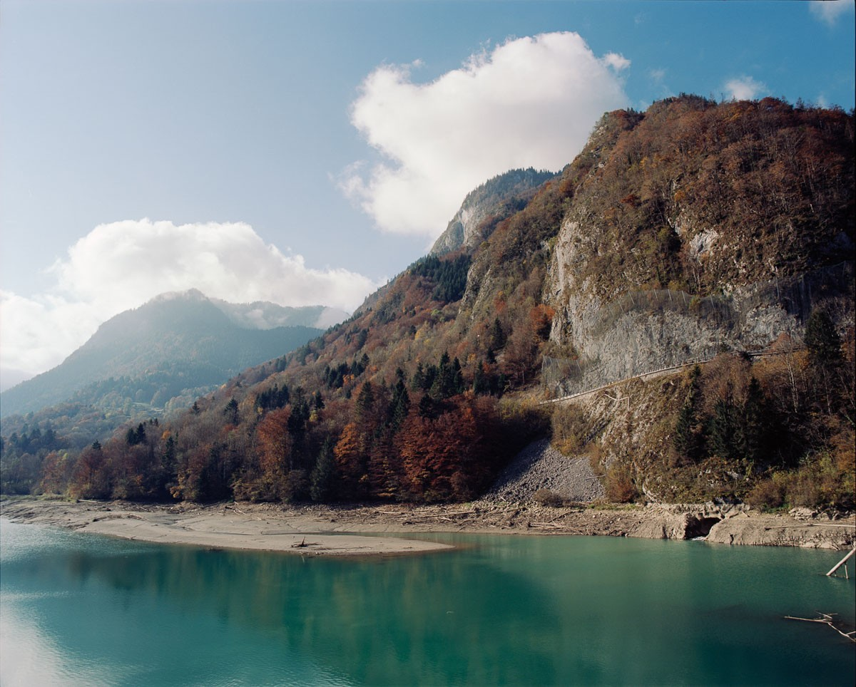 Mamiya RZ67 Professional - 50mm, Kodak Ektar 100, Lac du Jotty (Haute Savoie)