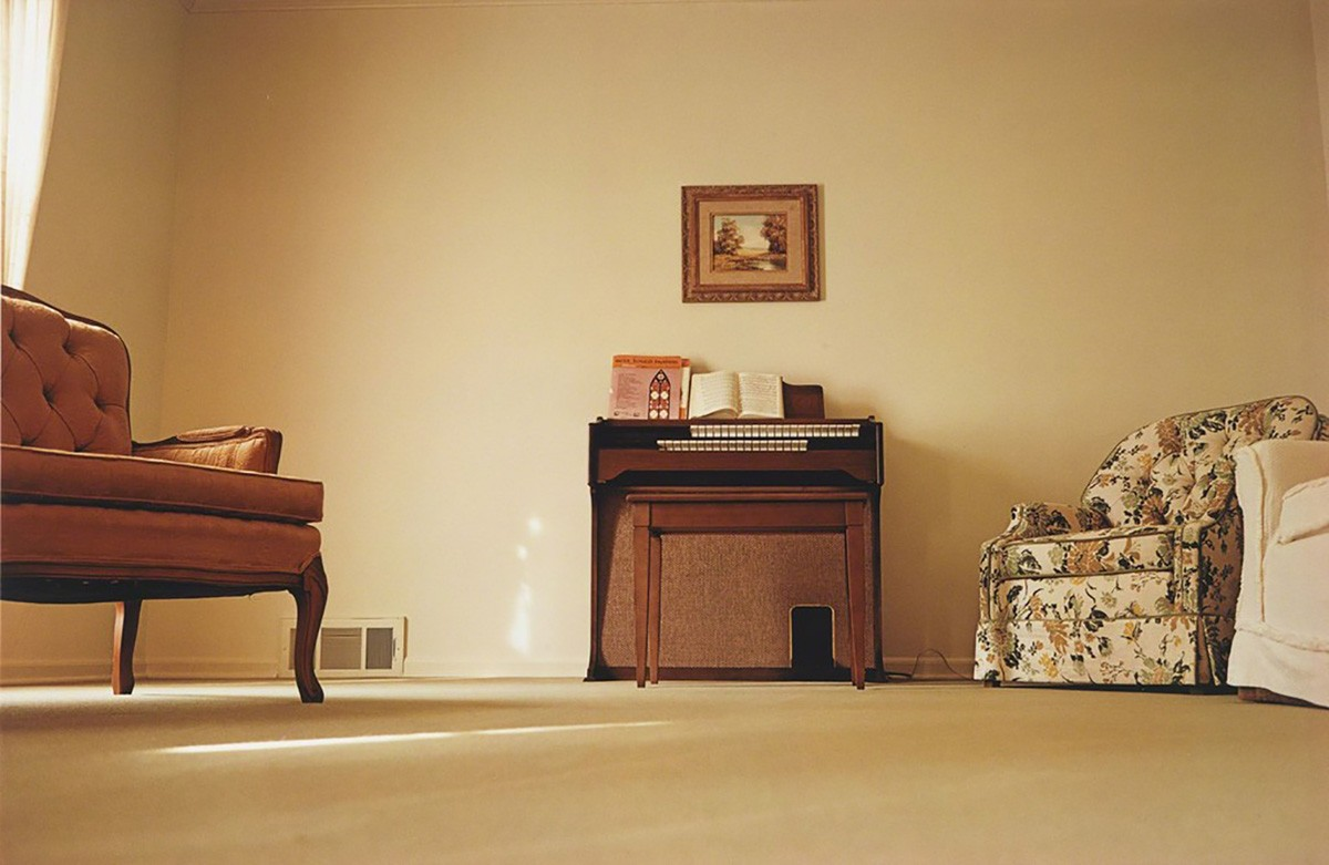 William Eggleston captured the mundane with the most vivid feeling and then moved on