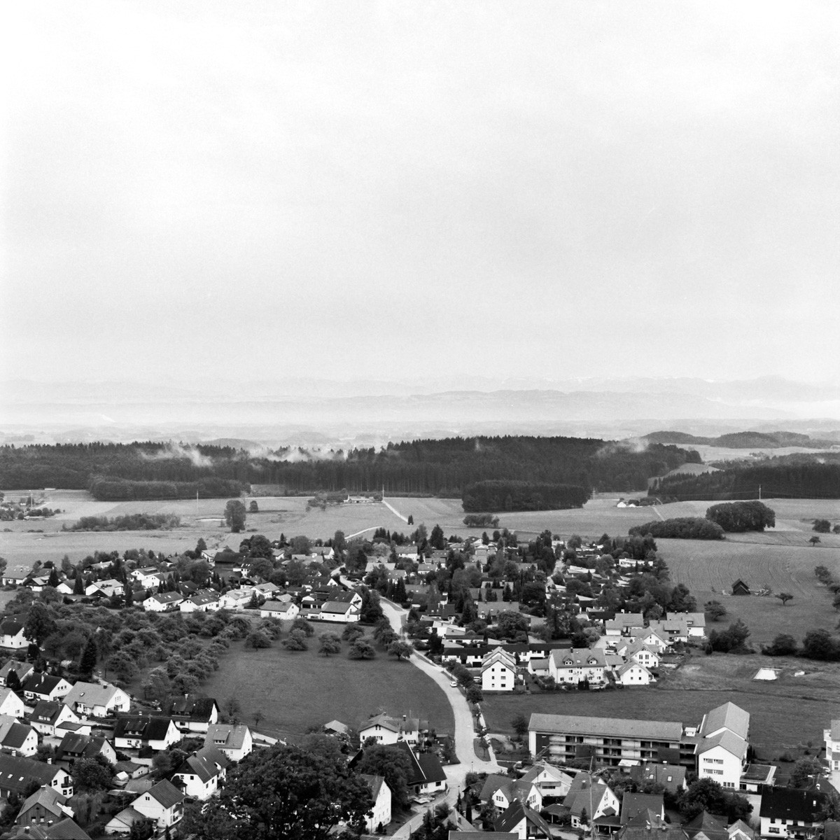 Ravensburg, Germany - Hasselblad 501CM,Kodak Tri-X 400