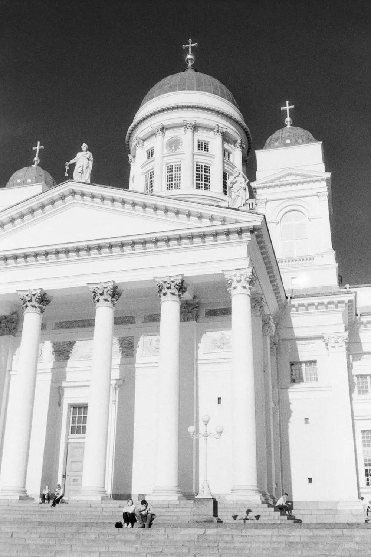 A glimpse of Helsinki